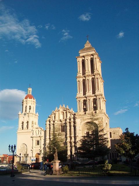 catedral de saltillo coahuila flickr photo sharing
