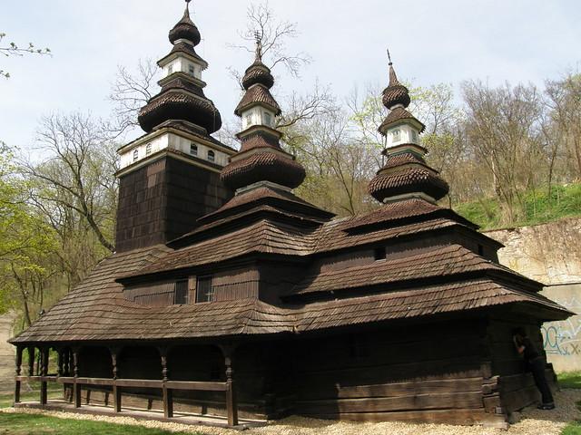 Wooden Church 4