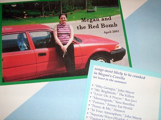 Megan and the Red Bomb