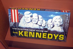 Washington DC - National Museum of American History: The Exciting Game of the Kennedys