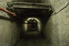 bunker, subway, air-raid shelter, crypt, infrastructure, tunnel,