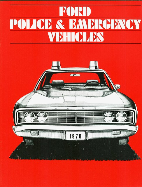 New Ford Bronco >> 1970 Ford Police & Emergency Vehicles | Flickr - Photo ...