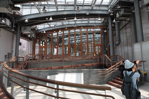 九典聯合建築師事務所操刀 - 2010台北國際花博新生公園未來館、夢想館、生活館
