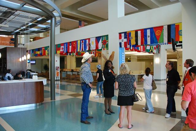 Auburn Campus Tour