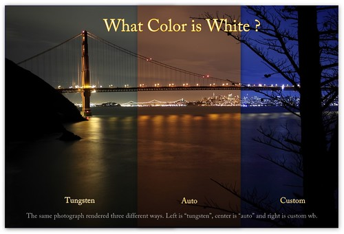 What Color is White?