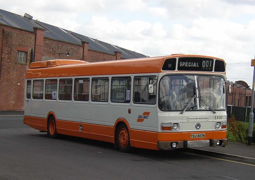 SELNEC Leyland National