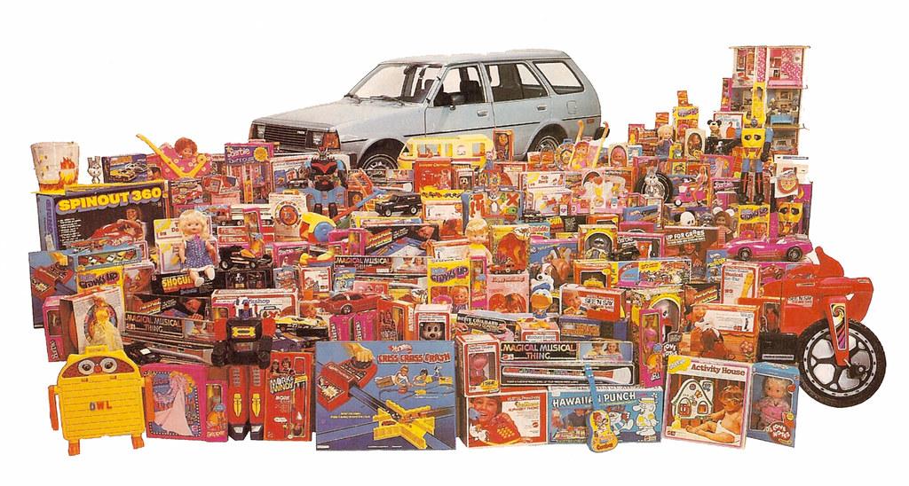Old Mattel Toys : Vintage mattel toys cracker jack sweepstakes a