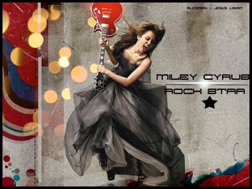 Miley Cyrus - Rockstar - 無料写真検索fotoq