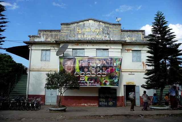 Myitkyina Myanmar  city photo : City Lite Cinema Hall Myitkyina, Myanmar Burma | Flickr Photo ...