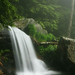 Upper Part of Cohutta's Panther Creek Falls by mcmillend