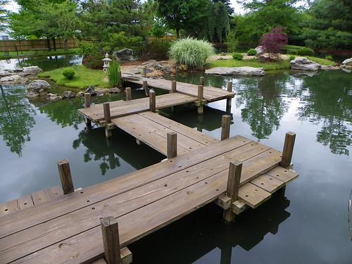 Mizumoto Japanese Stroll Garden - Springfield, Missouri
