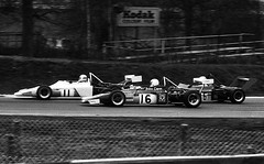 70's & 80's racing cars from neg. film