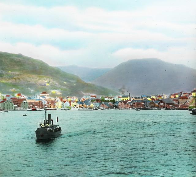 Bergen, ca 1898-1901.