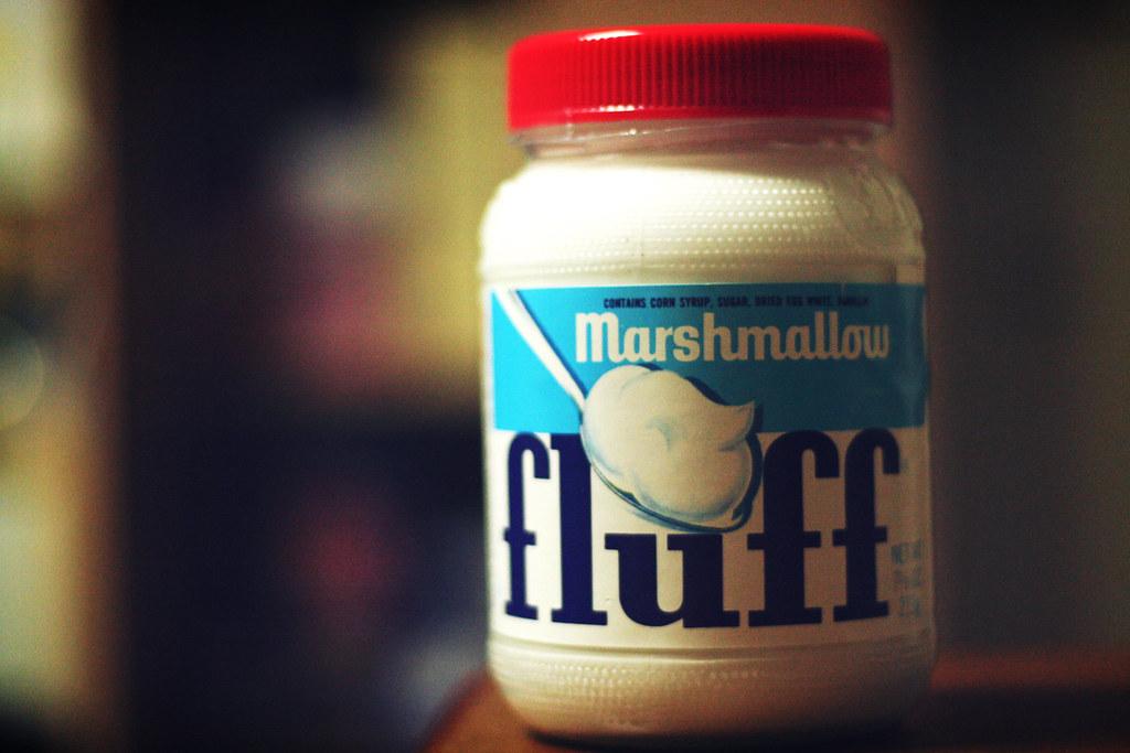 marshmallow cream toppings marshmallow fluff