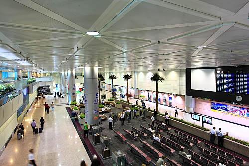 Kk13桃園國際機場 第二航廈入境大廳 Flickr Photo Sharing