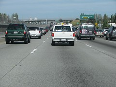 i-580 traffic jam