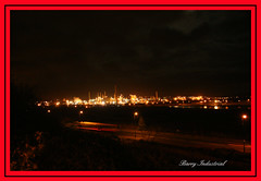 Barry South Wales (Night)