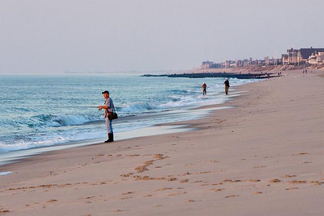 Point pleasant beach surf fishing flickr photo sharing for Point pleasant fishing