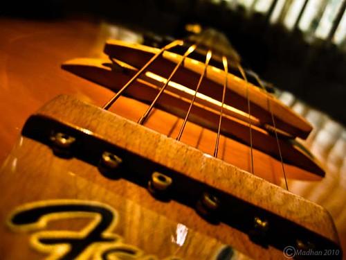 Rusty Guitar O' Mine