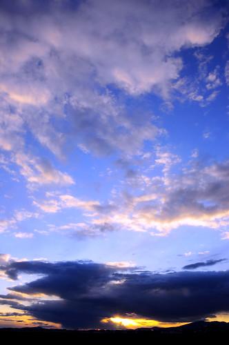 sunset nikon coeurdalene d90