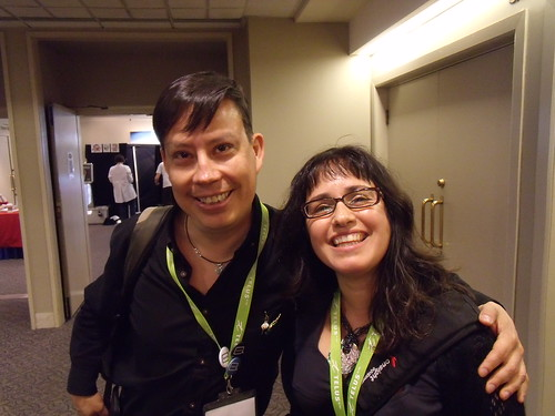 "Social Media Camp Victoria 2011 (Amber Naslund and my talk with Janni Aragon"""