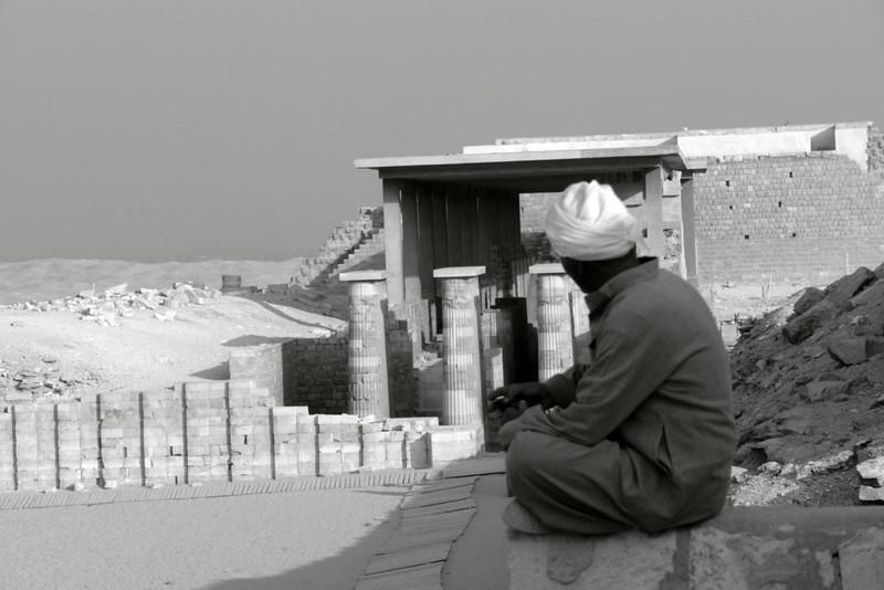 Templo norte de Saqqara