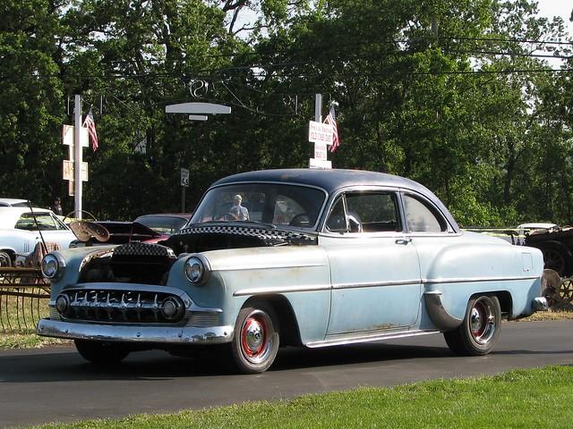 1953 chevrolet 2 door sedan flickr photo sharing for 1953 chevy 4 door