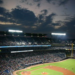 Baseball Game: Atlanta Braves vs NY Mets