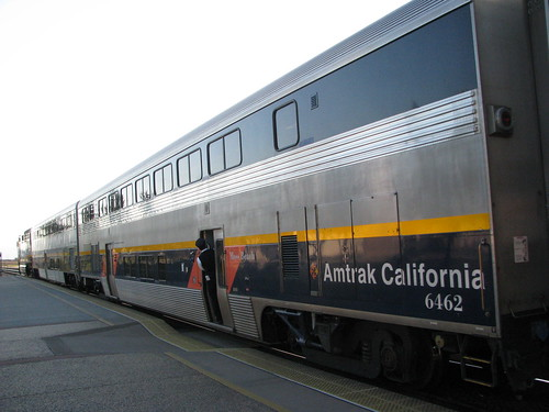 Amtrak California #6462 Coach - Moss Beach 2