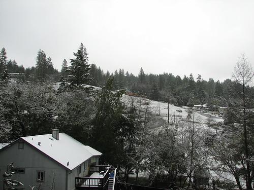 winter snow brooktrails