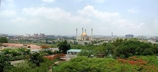 Grand Mosque Abuja