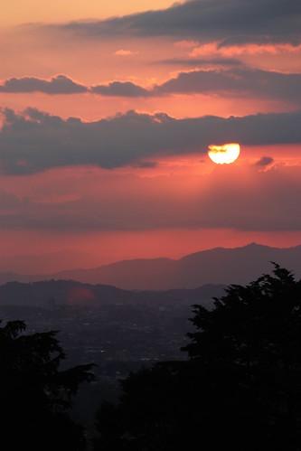 sunset costa de los san rica tres ramon rios