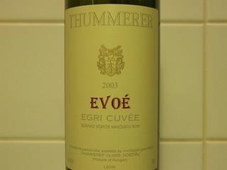 Thummerer Evoé 2003