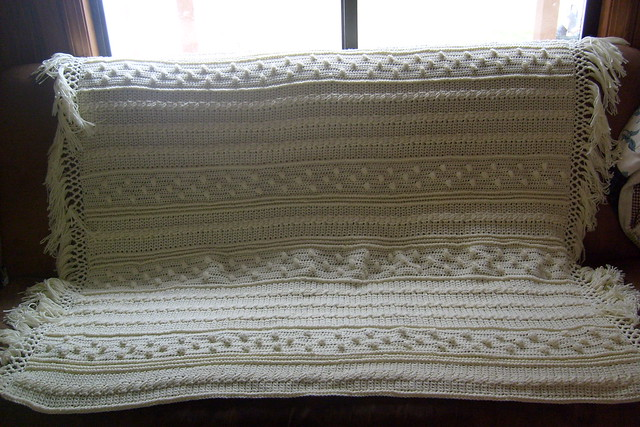 Afghan Aran Crochet Pattern Crochet Patterns