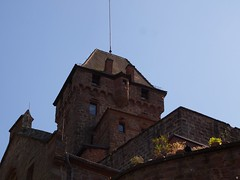 Burgfried der Burg Berwartstein von tuxbrother auf Flickr