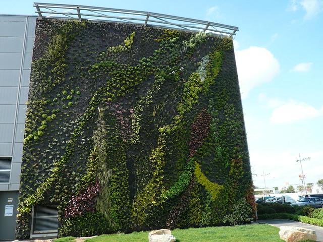 Mur végétalà la FNAC de Sainte Genevi u00e8ve des Bois Flickr Photo Sharing! # Fnac Saint Genevieve Des Bois
