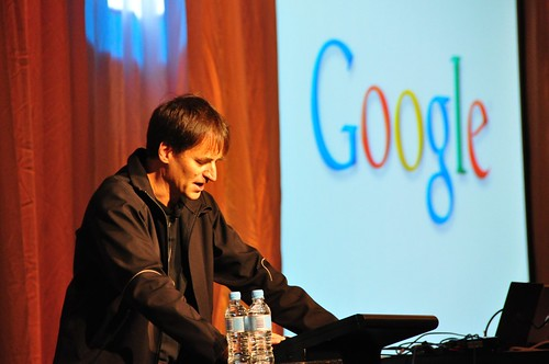 Day 2 Keynote - Google's Alan Noble