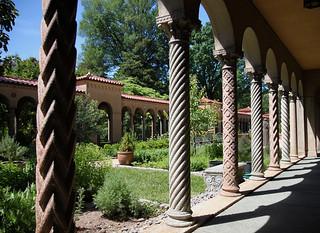 Franciscan Monastery Herb Garden