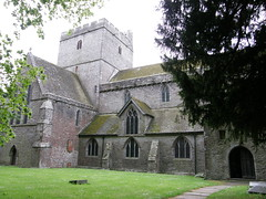 Brecon's cathedal