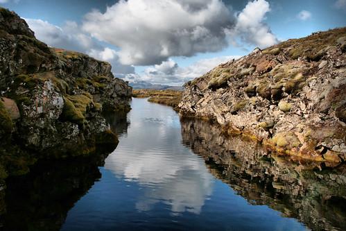 Þingvellir um Hvítasunnuna