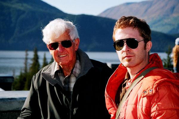 Grandpa & Luke