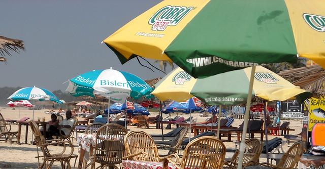 Colva Beach Day 2