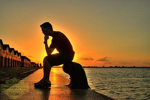 sunset silhouette rio brasil backlight contraluz gold grande do thomas dourado pôrdosol porto alegre rodin hdr sul cais silhueta guaiba pensador morche duetos