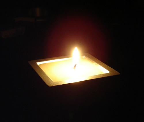POD 37/365/2009 - Candlelight