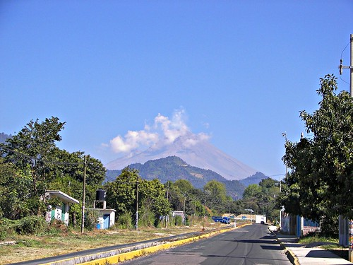 - Towards the Volcano