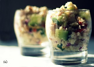 Greek Inspired Couscous Salad