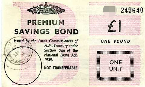 what date are premium bonds drawn each month