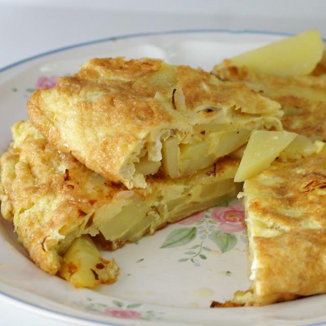 Spanish Omelette | Flickr - Photo Sharing!