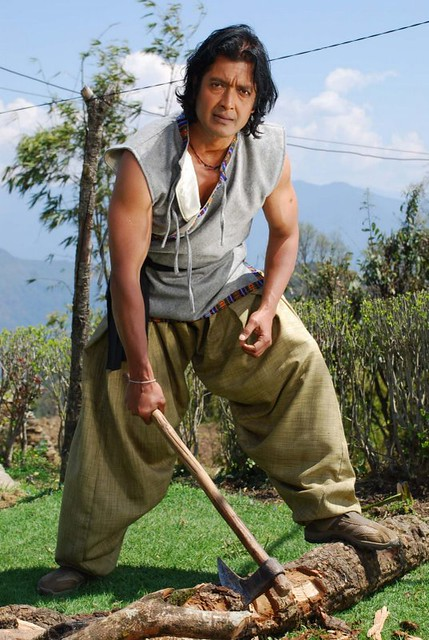 Nepali Hero http://www.flickr.com/photos/37209157@N06/3423293184/