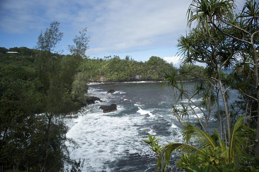The Eastern Coast of Hawaii 1